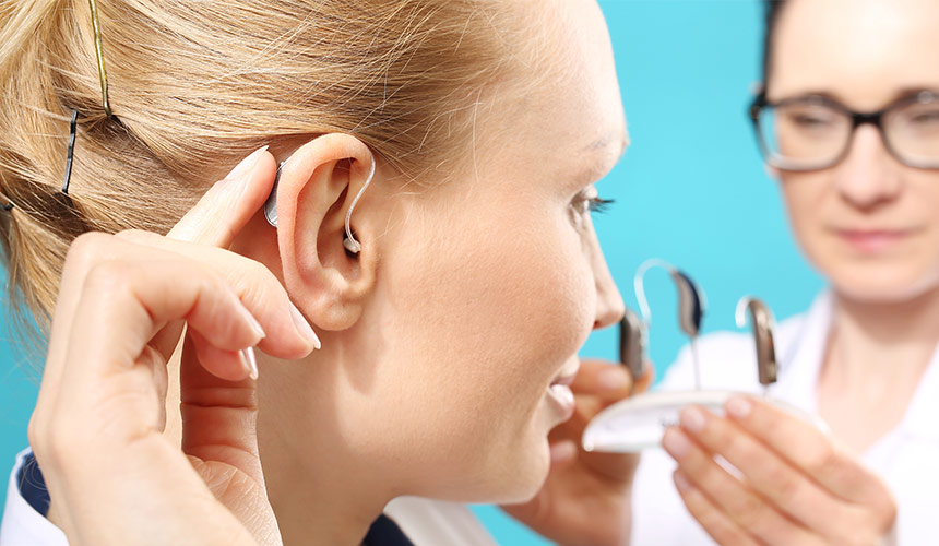 Ακουστικά Βαρηκοΐας